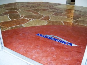 Showroom Floors