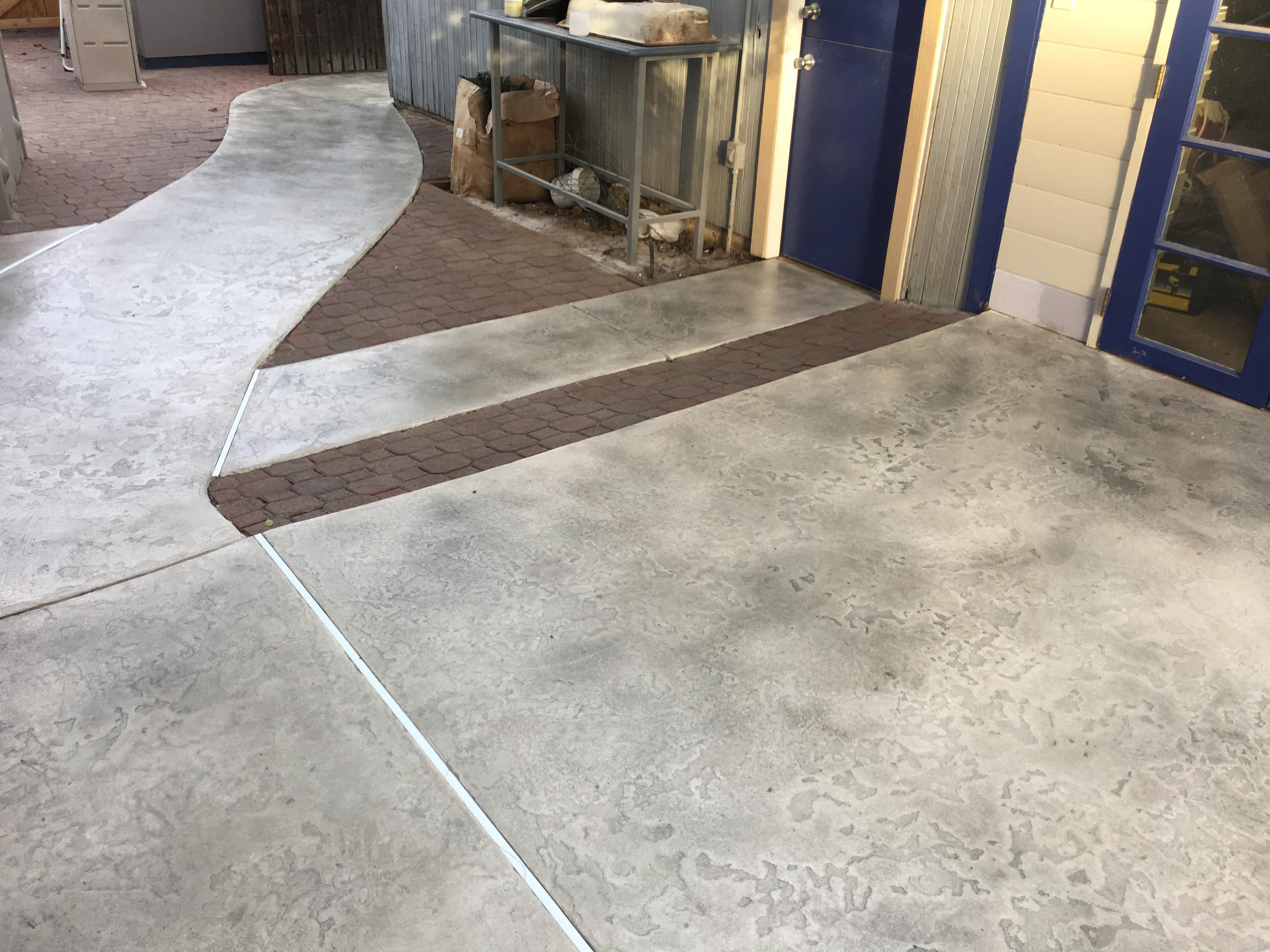 Concrete Coatings Cement Stain Kool Deck 16 Arrowhead Deck And Pools Llc Arrowhead Deck And Concrete Llc