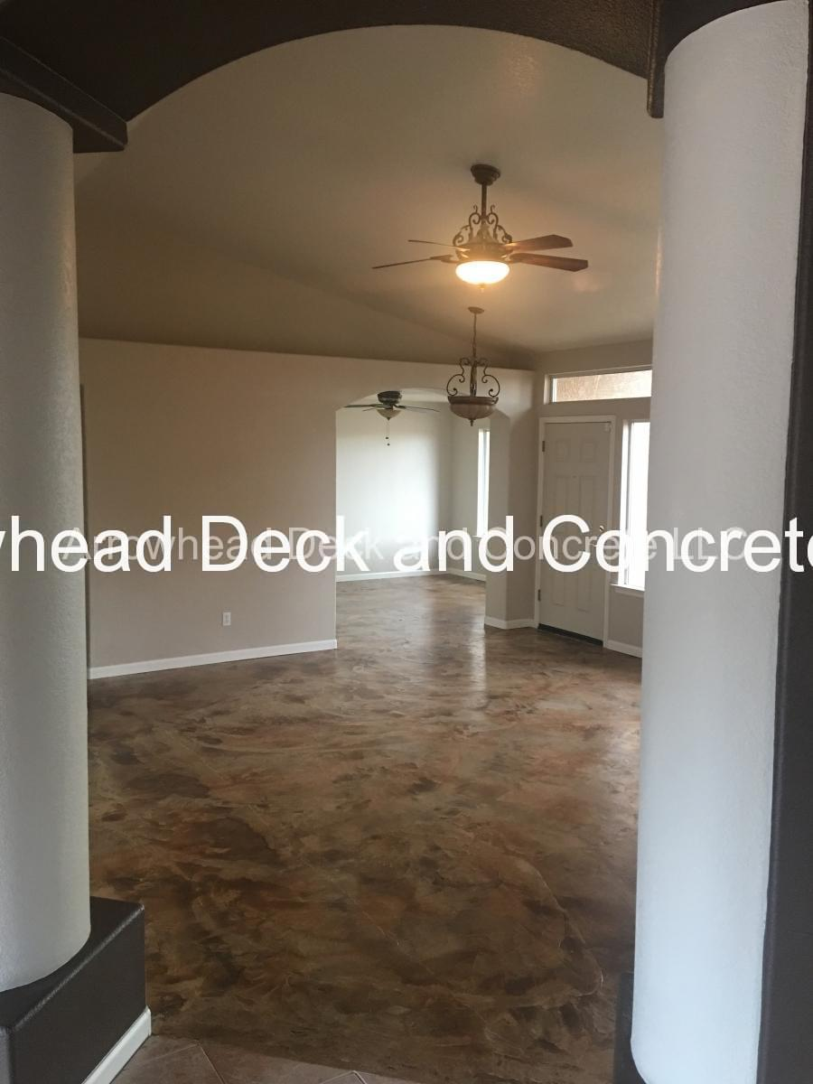 Custom Stained Concrete (3)