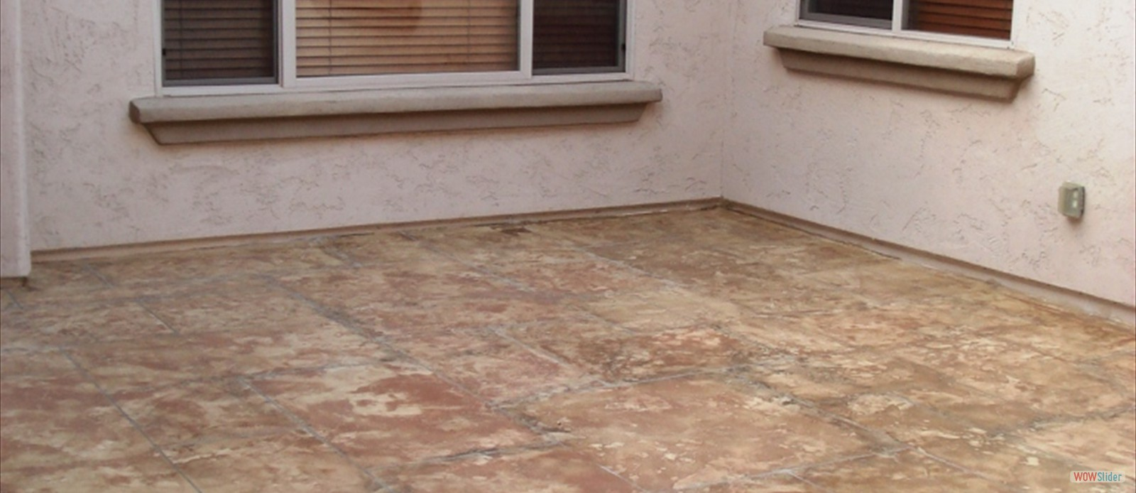 Front Entry Way After